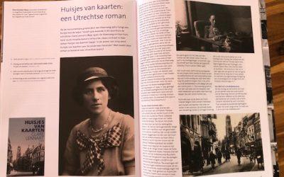 Clare Lennart in themanummer 'Oud Utrecht'